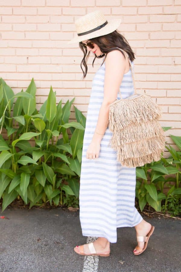 Timeless Striped Summer Outfits That You Would Love To Copy