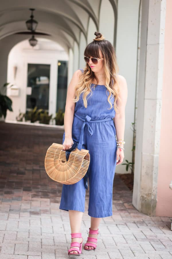 Seven Jumpsuit Outfits To Rock On This Summer
