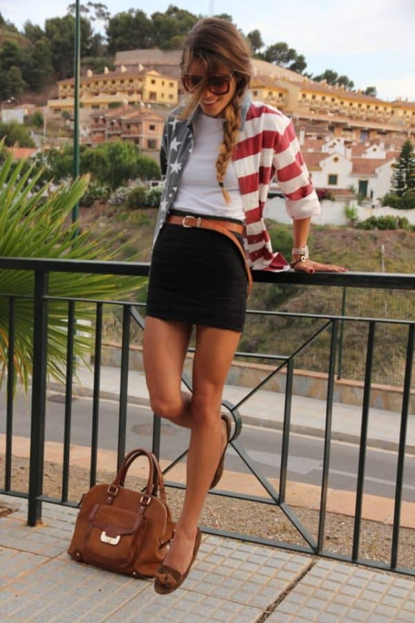 The Best 4 Of July Outfits To Celebrate In Style