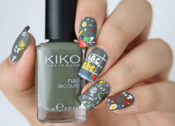 Fun Back To School Nails That You Have To Try Now