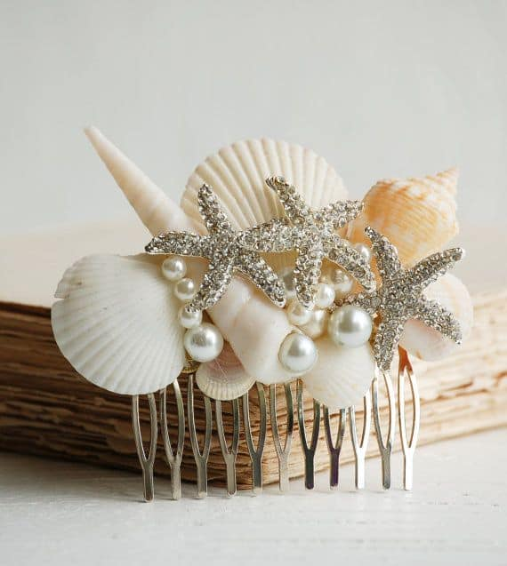 Beach-Inspired DIY Seashell Jewelry That Will Preserve