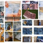 DIY Shorts Pocket Design To Upgrade Your Old Shorts For The Up Coming Spring Season