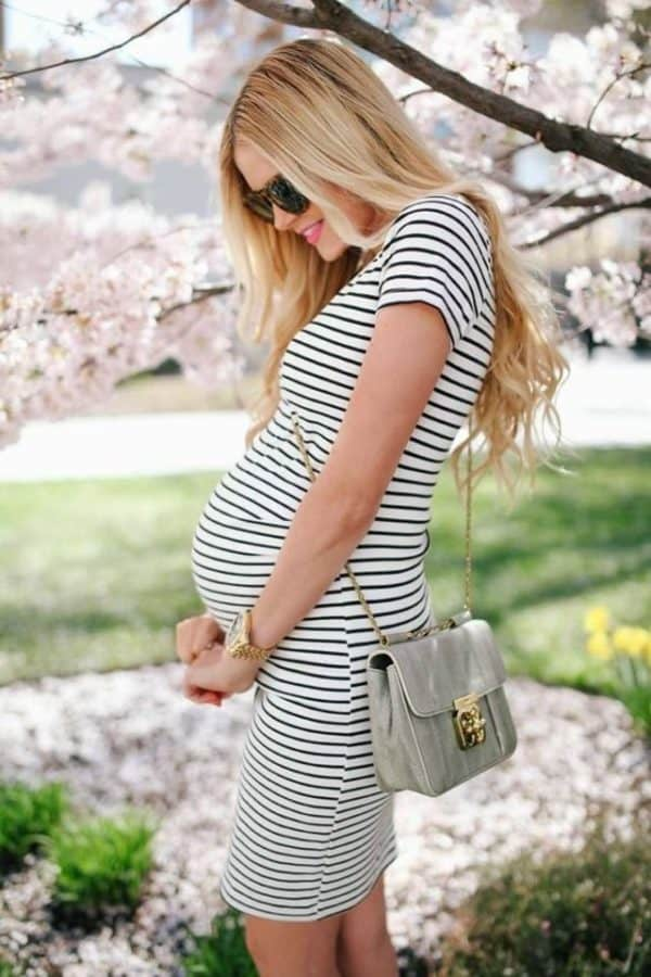 Cute Maternity Outfits That Will Help You Survive This Summer