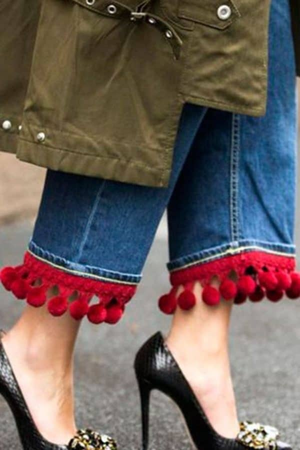 Outstanding Ways To Rock The Pom Pom Trend