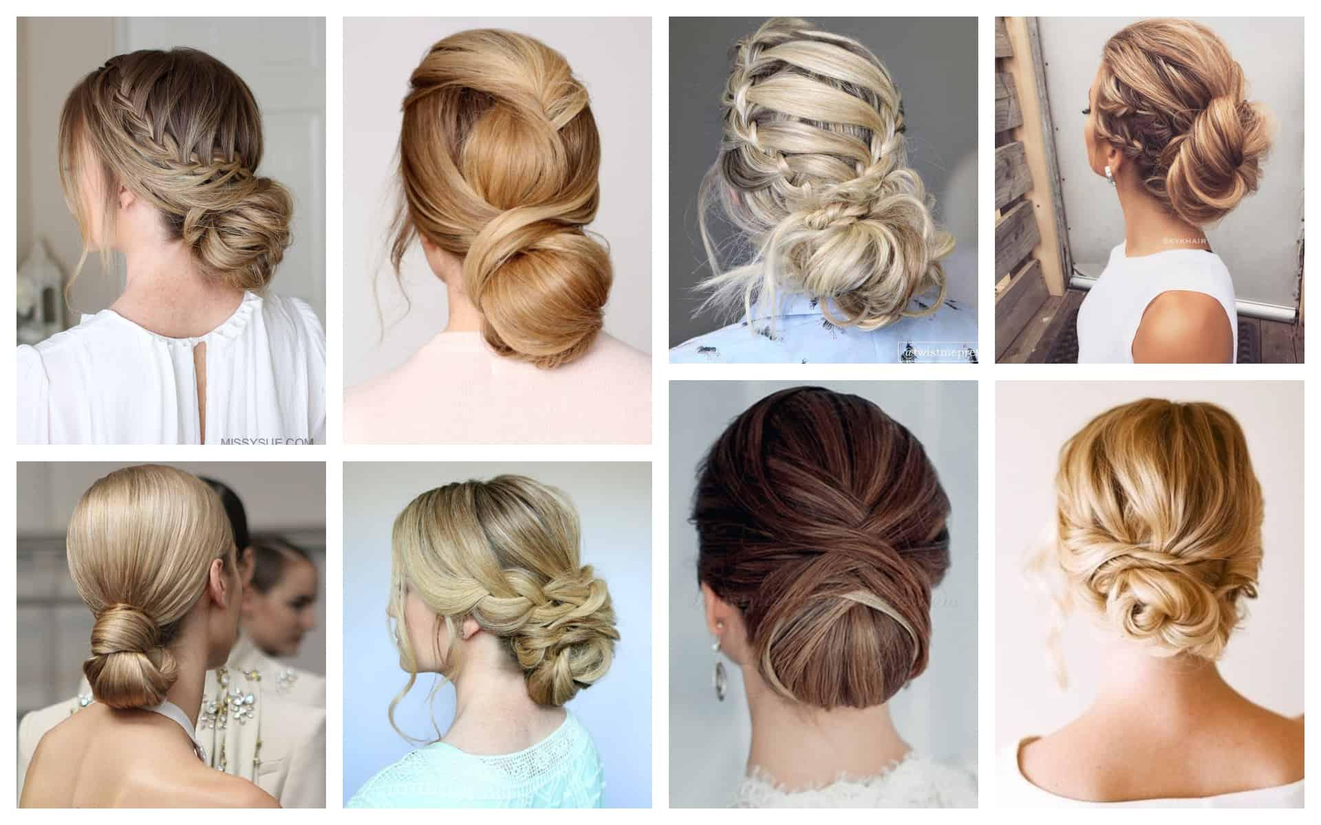Elegant Low Bun Hairstyles That Will Make You Look ...