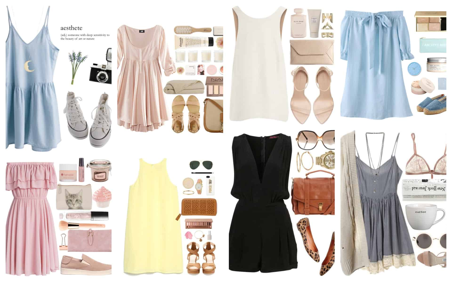 ca4febfd812e5 Cute Summer Dresses Polyvore Outfits That Are Perfect For The Hot Days