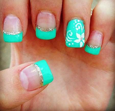 fresh nails art designs that you should try this summer