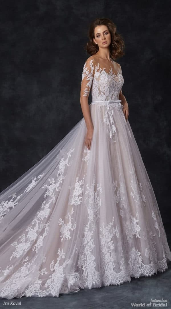 Ira Koval 2018 Bridal Collection The Dream Come TrueOf Every Bride To Be
