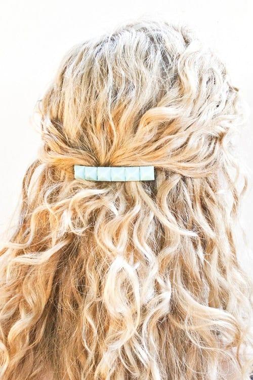 Outstanding DIY Hair Accessories
