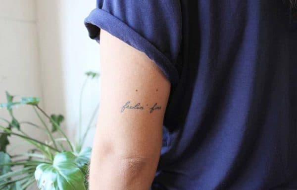 Pretty Minimalist Tattoos That Will Make You Want To Get Inked