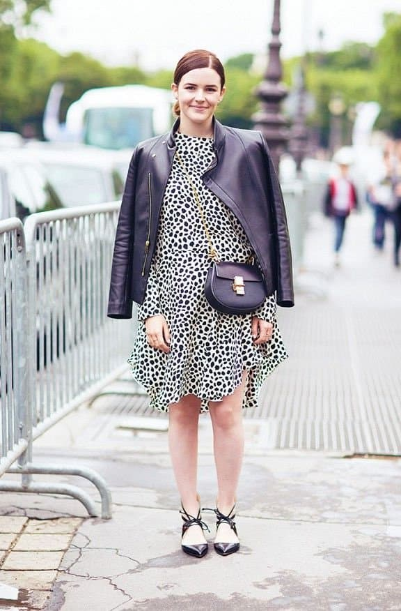 Stylish Ways To Wear Flats And Look Modern This Autumn