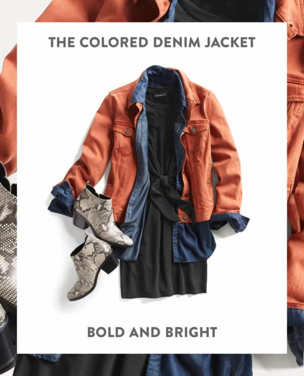 Five Denim Jacket Trends To Rock On Your Outfit