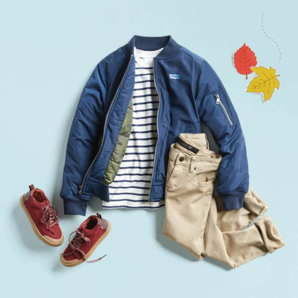 Back To School Combination To Look Chic This Fall