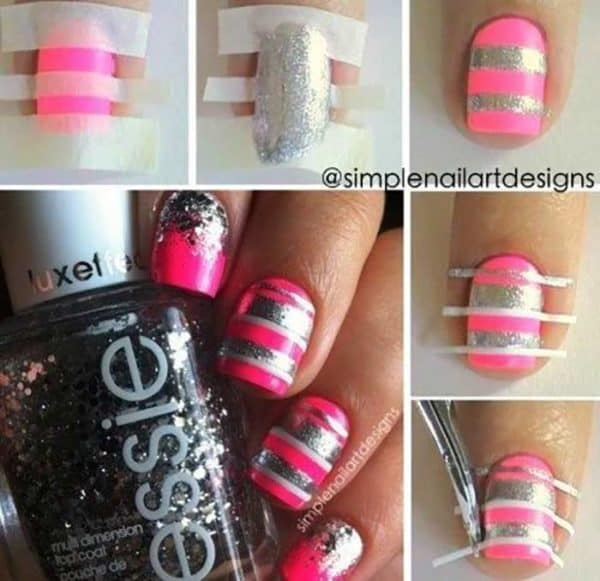 Fancy DIY Nails Art Tutorials You Need To Try Now