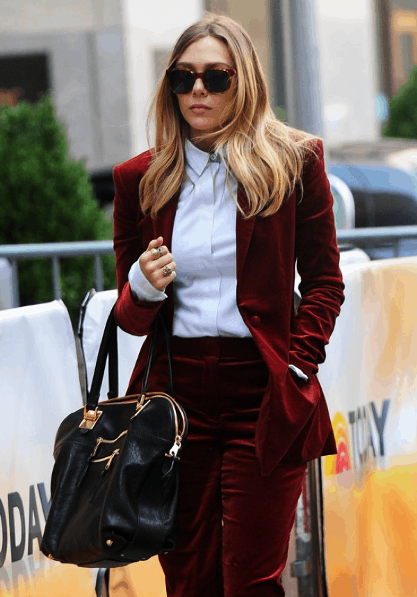 The Most Stylish Ways To Wear Velvet Blazer This Autumn