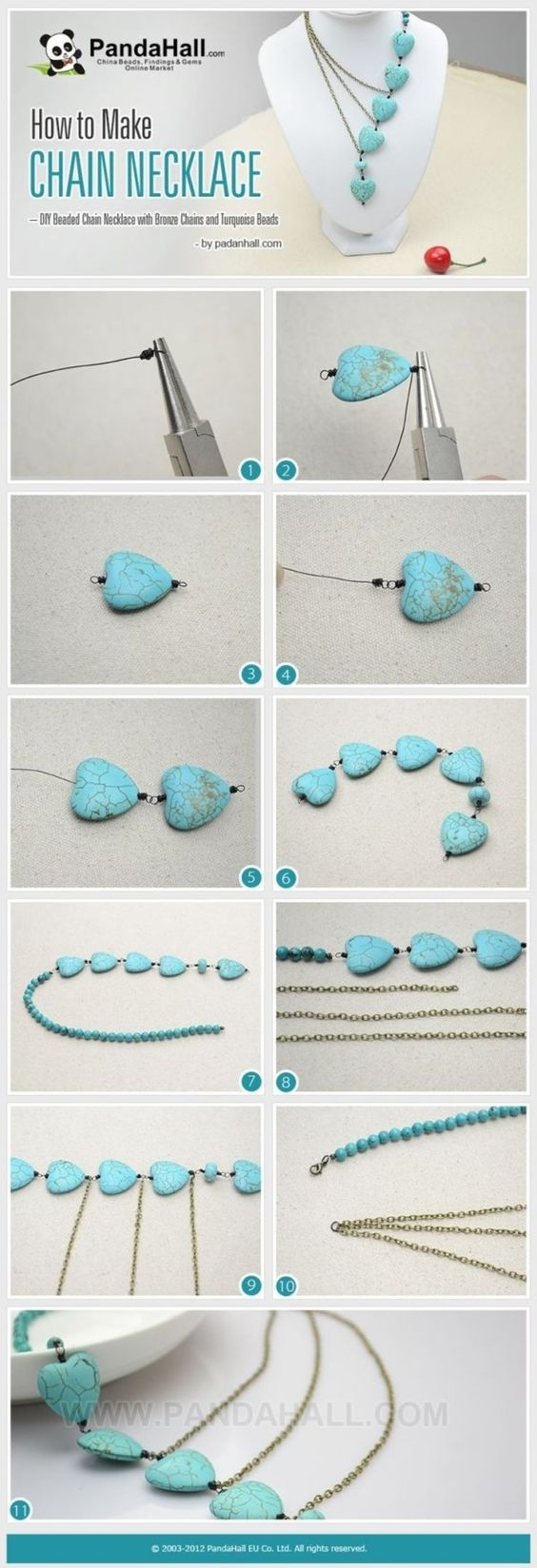DIY Unique And Personal Necklace Projects To Try Now
