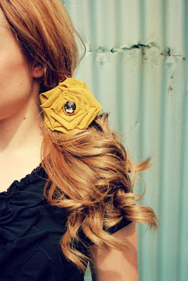 Creative DIY Fall Hair Accessories To Try Now