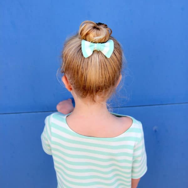 Creative Hairstyles For Girls For The First Day At School