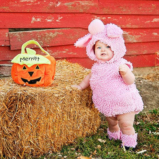 Inspiring Baby Costumes For An Unforgettable Halloween Experience