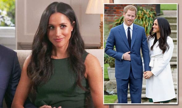 Forest Green Is The New Black: How To Wear It As Meghan Markle