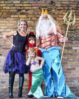 Inspiring Family Halloween Masks That The Whole Family Will Enjoy