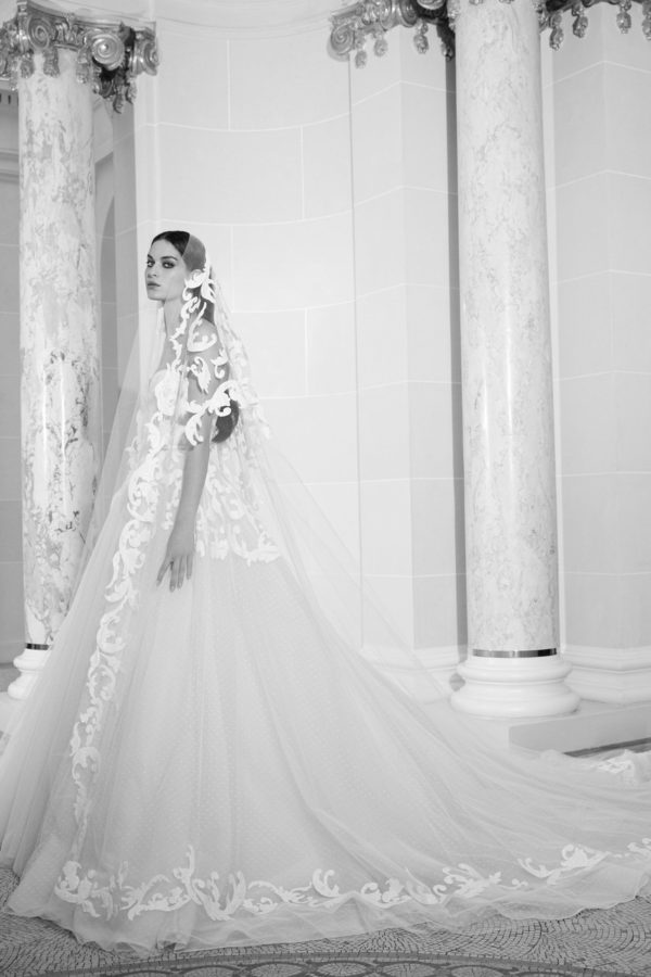 Elie Saab Ready To Wear Fall 2019 Bridal Collection: The Dream Come True Of Every Bride To Be