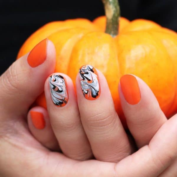 Amazing Halloween Inspired Nails Art Designs That Will Let Everybody Speechless