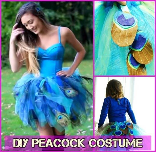 Easy DIY Halloween Costume Tutorials You Must Try This Halloween