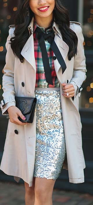 Inspiring Ways To  Create  A Eye Catching Outfit That Is Going To Steal The Show This Christmas