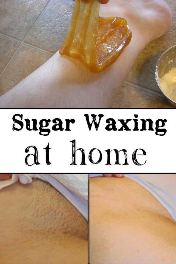 Homemade Recipes For Effective Sugar Wax That You Must Try