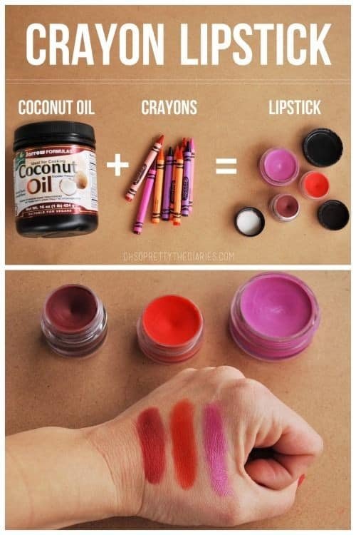 Inspiring DIY Lipstick Ideas That You Will Definitely Want To Try