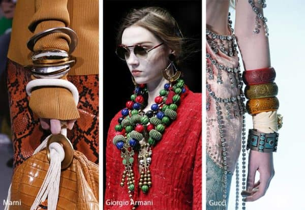 The Biggest Fall/Winter 2018 2019 Accessories Trends To Follow Now