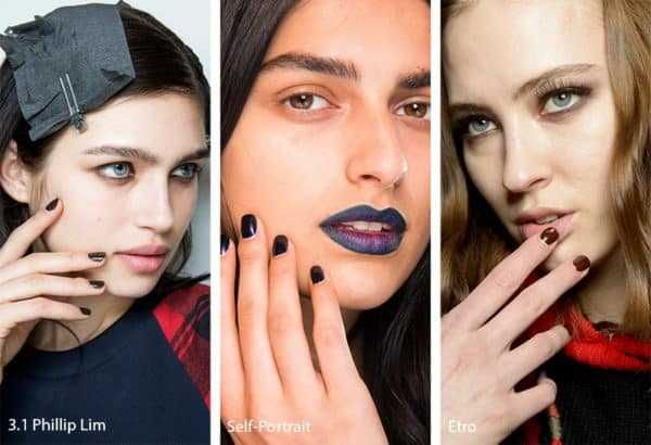 The Biggest Nails Art Designs For Fall Winter 2018 You Must Copy Now