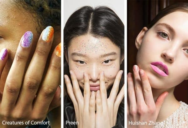 The biggest nails art designs for fall/winter 2018 you must copy now