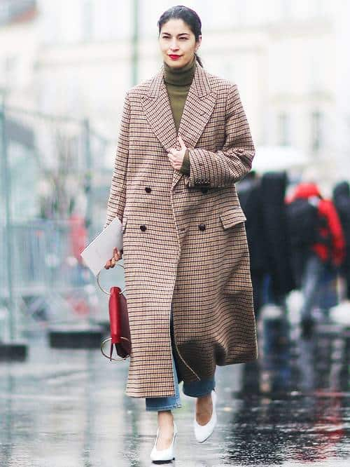What To Wear On Work During Winter: The Trendiest Winter Work Combinations