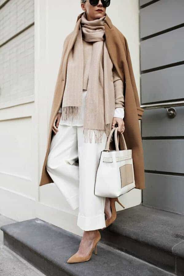Classy And Chic Ways To Style A Camel Coat To Look Modern And Sophisticated This Winter
