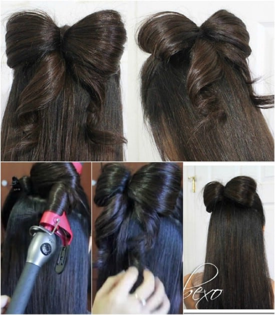 Festive Step By Step DIY Hairstyles Tutorials That You