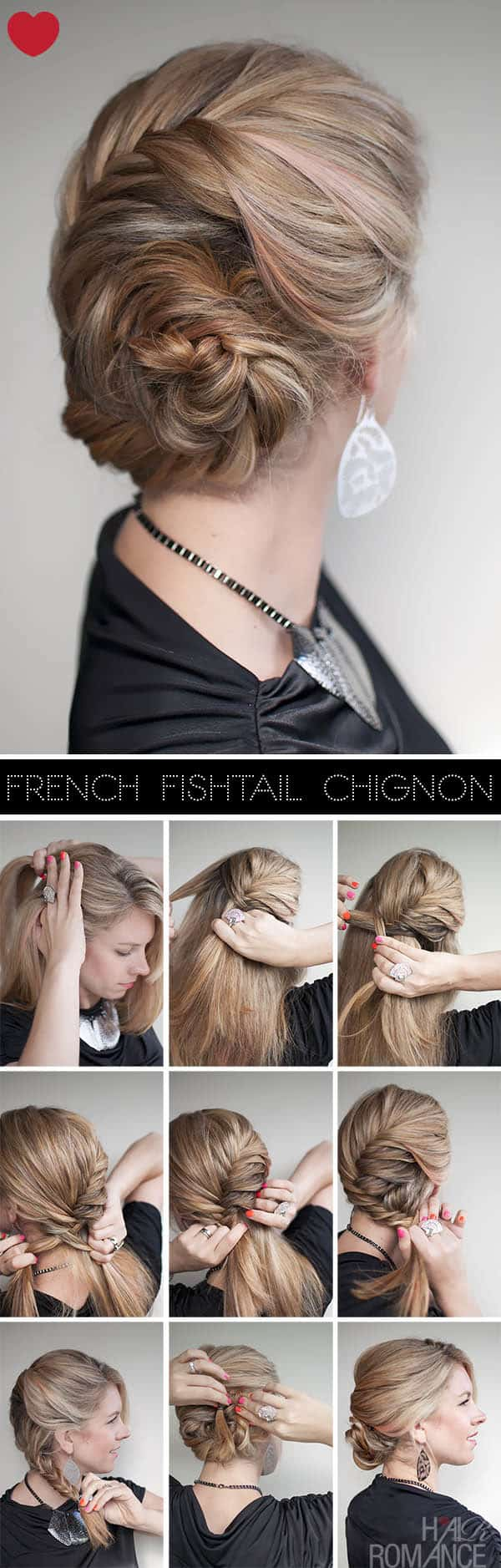 Festive Step By Step DIY Hairstyles Tutorials That You Must Try For This Christmas