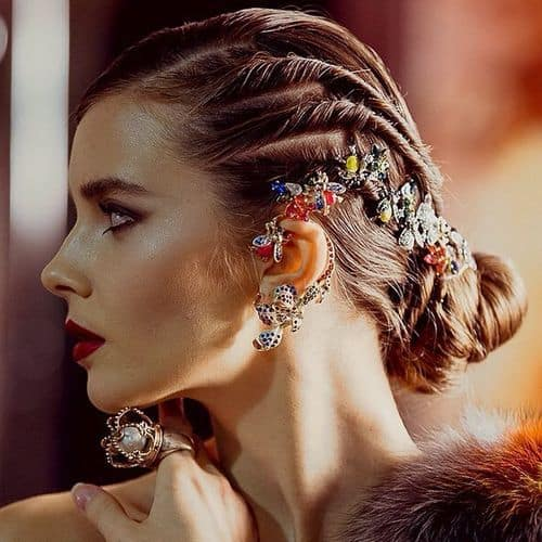 Festive Hairstyles That You Must Try For The New Years Eve