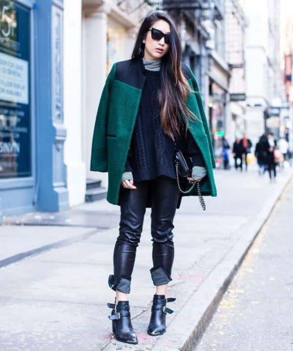 Fantastic Ways To Style Emerald Green This Winter