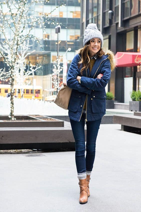 The Best Winter Outfits To Impress