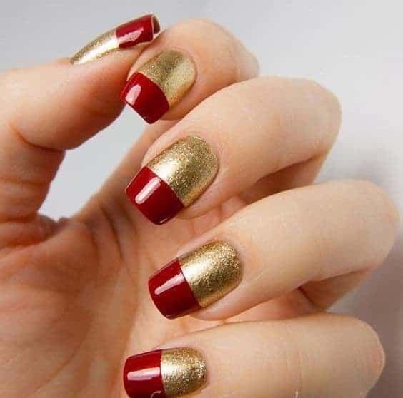 Inspiring Red Nails To Try For The Holidays Coming Up