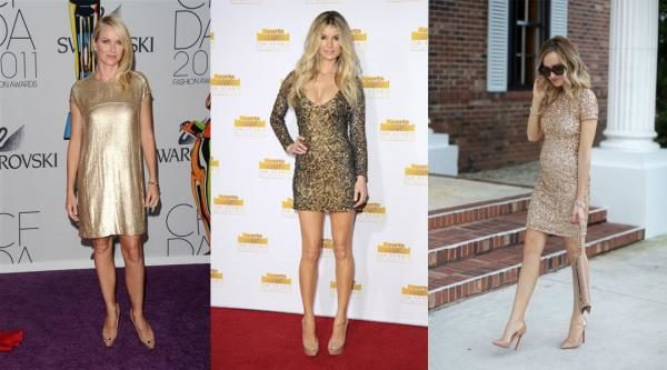 The Best Color Shoes To Wear With Gold And Silver Dress
