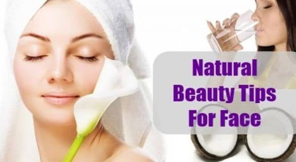 Natural Beauty Tips To Take Care Of Your Face Skin