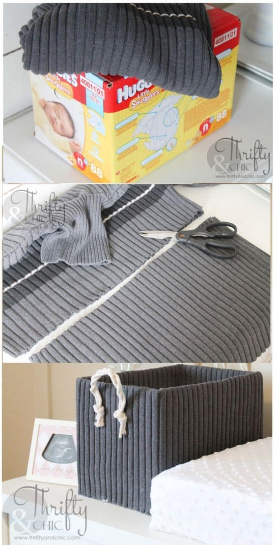 The Best DIY Projects To Re purpose An Old Sweater