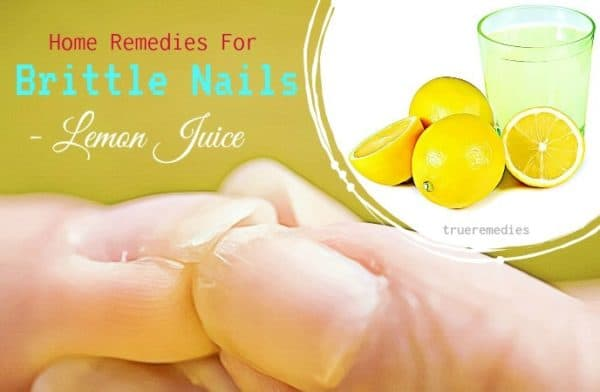 Five Completely Natural Remedies To Strengthen Your Nails Immediately