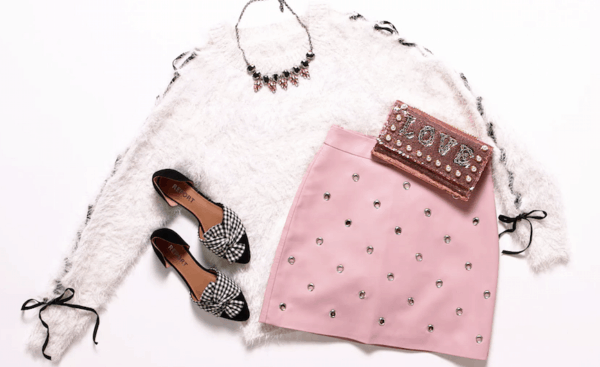 Romantic And Chic Valentines Day Outfits  Teenagers Girls Will Pleasantly Want To Wear