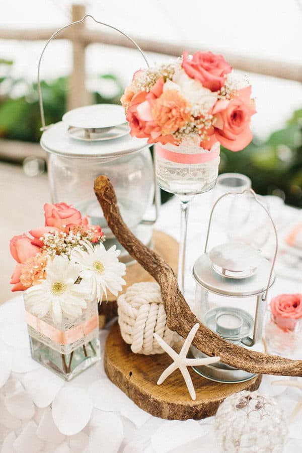All The Wedding Decorations You Need For A Beach Love Fairy Tale