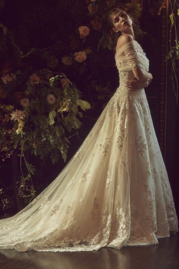 The Biggest Fall 2019 Wedding Dress Trends Every Bride To Be Need To Know About
