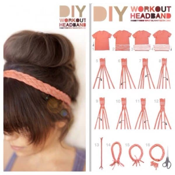 How To Make Your Own Headband: The Easiest Step By Step Hair Accessories Tutorials